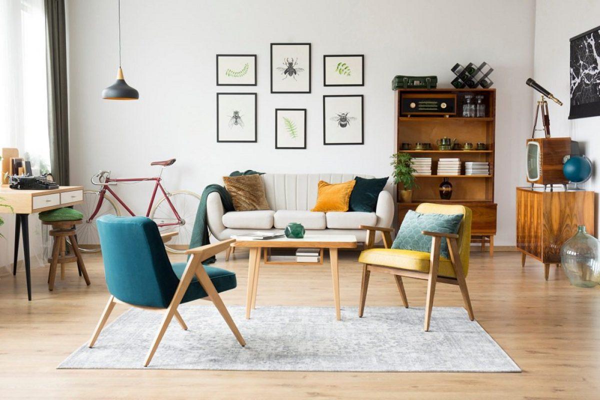 4+1 Μοναδικές Ιδέες για να διακοσμήσεις το Σαλόνι σου με παλιά έπιπλα!