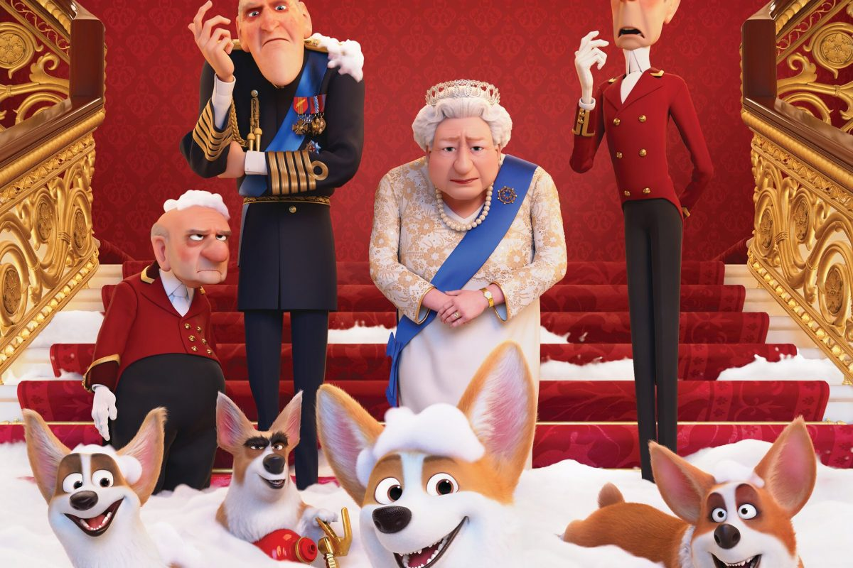 Corgi: Το Σκυλάκι της Βασίλισσας The Queen's Corgi – 21 Φεβρουαρίου από την ODEON και την AUDIO VISUAL.