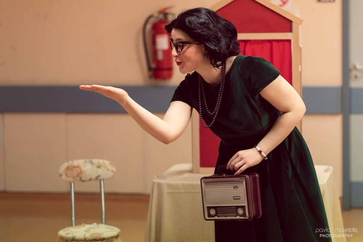 'Η Θεία Λένα πάει όπου υπάρχουν παιδιά'  Η θεατρική δράση του Δημοτικού Θεάτρου Πειραιά, για τα νοσοκομεία της Αττικής.