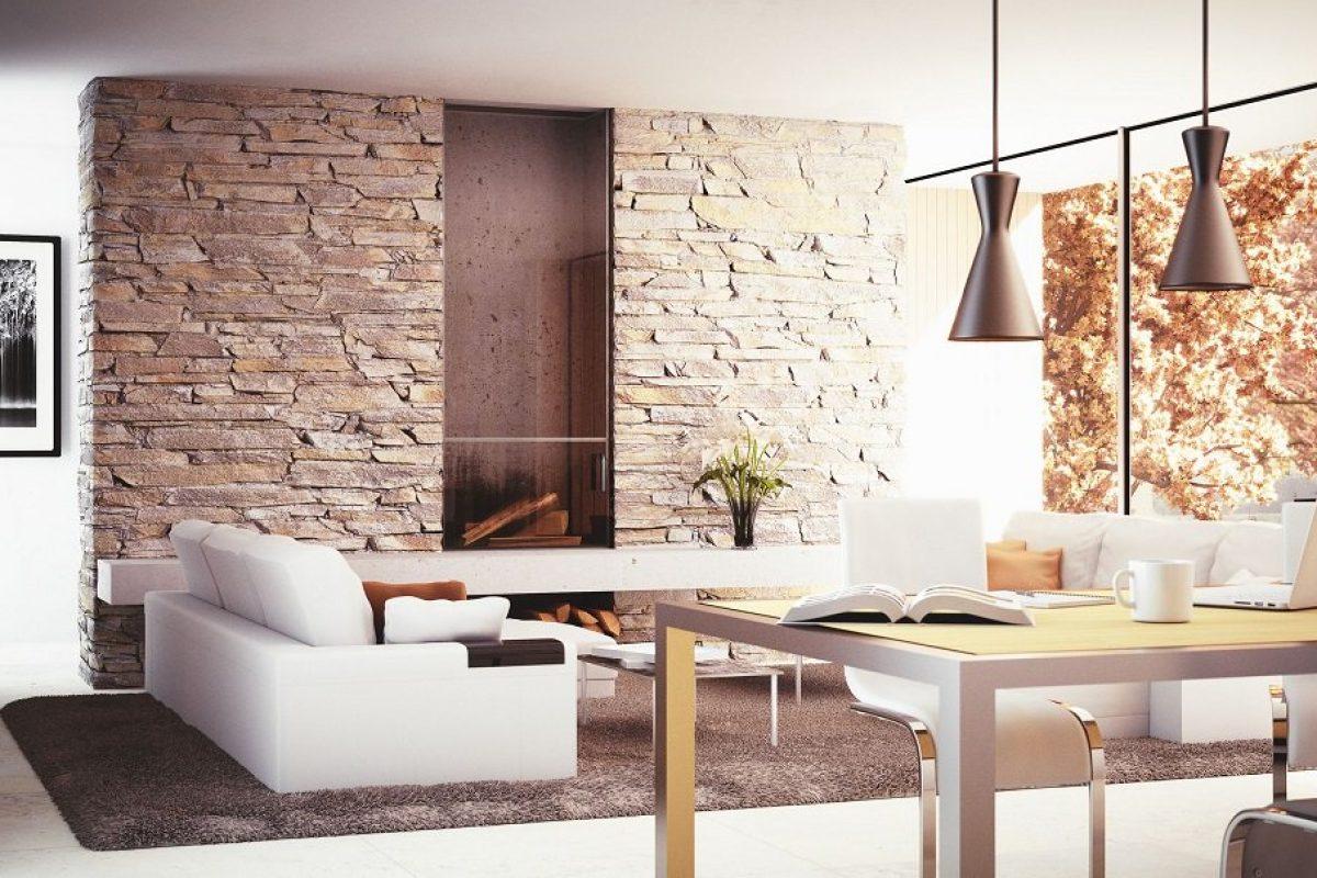 3 Φανταστικές Λύσεις για να επενδύσεις τον τοίχο σου με ψεύτικη πέτρα!