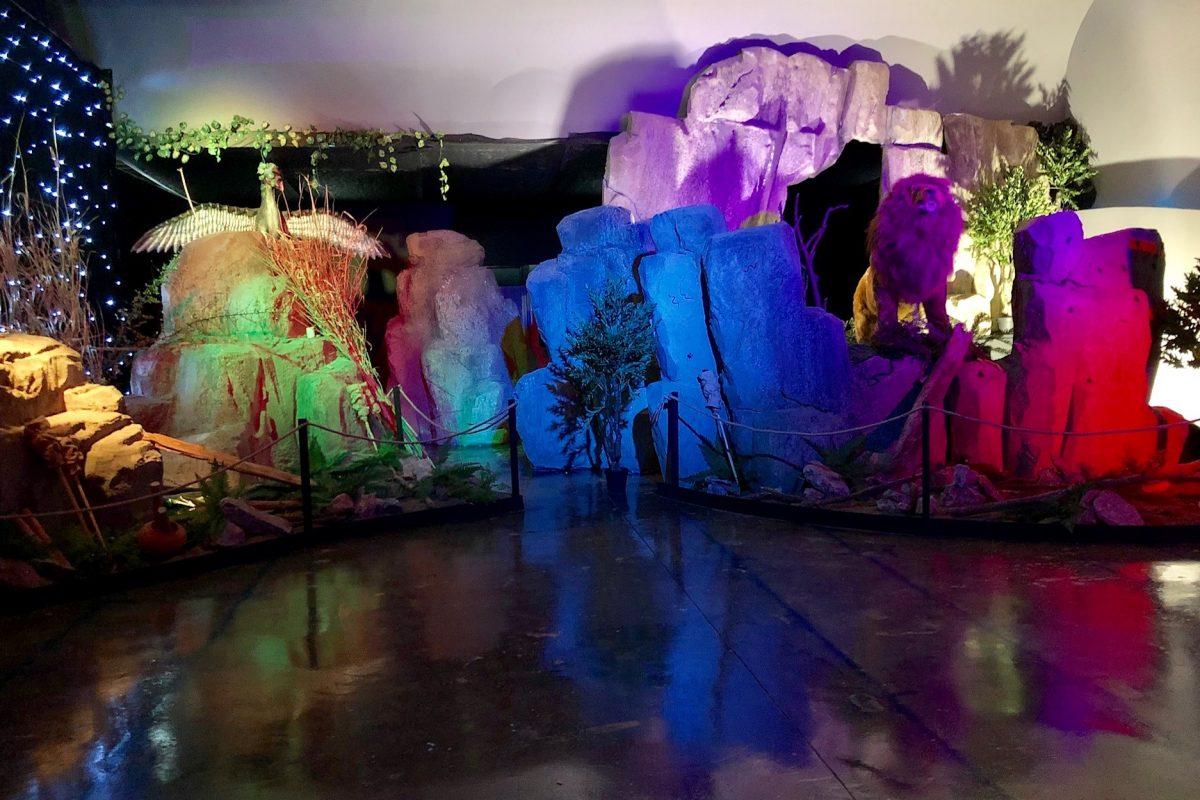 Το κορυφαίο μυθολογικό πάρκο της Ελλάδας «Ηρακλής – Οι 12 Άθλοι» ξεκίνησε τη λειτουργία του στη Λάρισα!