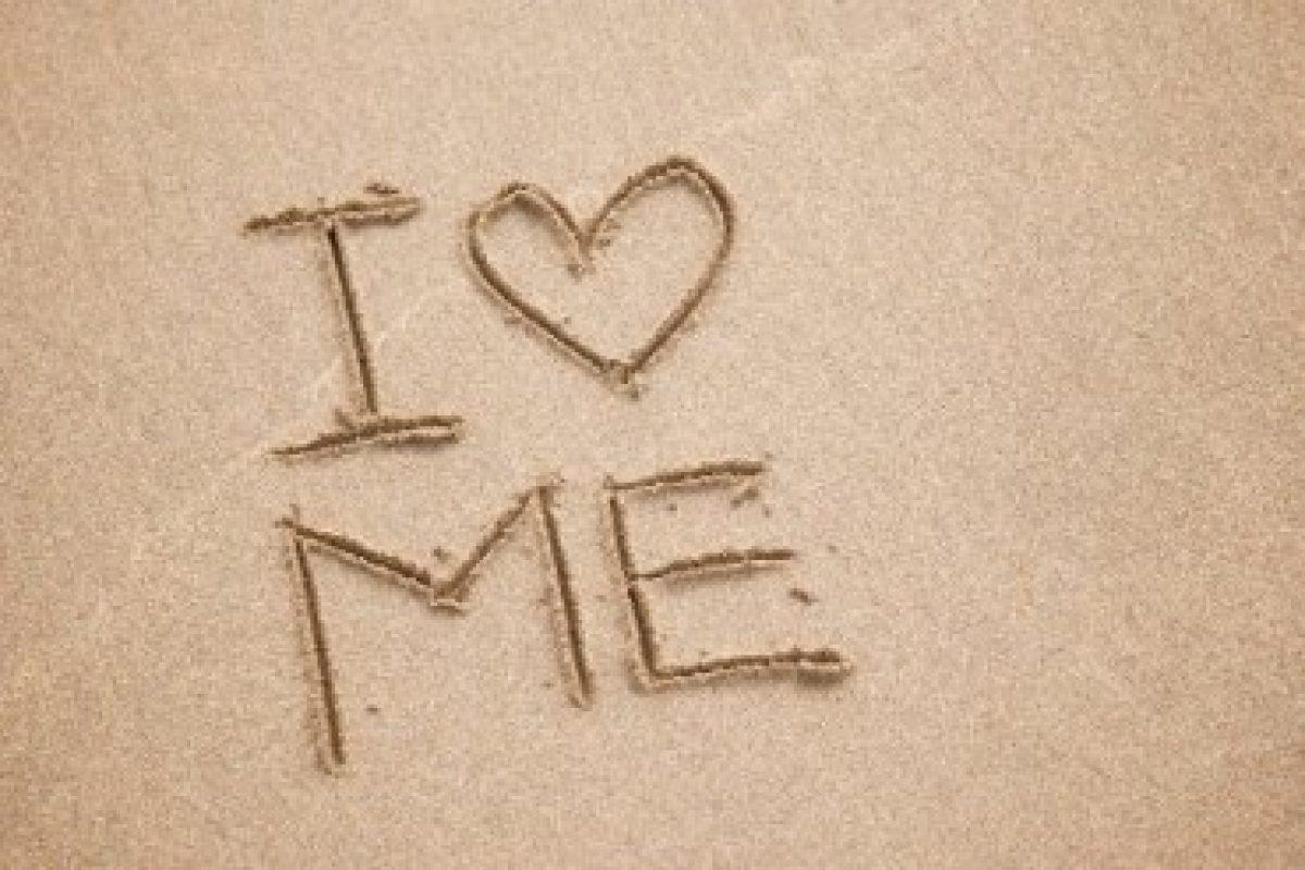 Ποια ήταν η τελευταία φορά που είπες στον εαυτό σου «Με αγαπάω».
