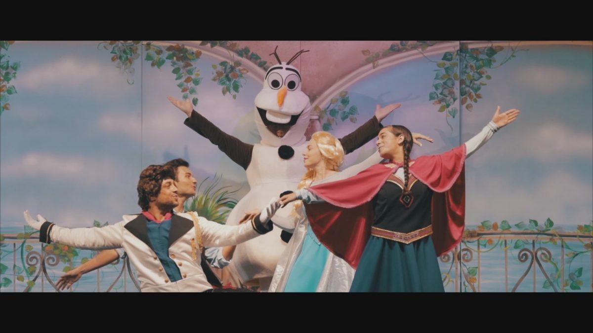 «Η Πριγκίπισσα του πάγου… μετά!»  Πρεμιέρα: 16 Μαρτίου/ Ράδιο Σιτυ/ Μόνο για 4 παραστάσεις – trailer