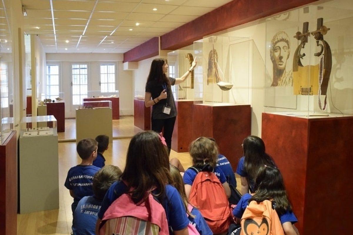 Τον Απρίλη μικροί και μεγάλοι «καινοτομούν» στο «Μουσείο Αρχαίας Ελληνικής Τεχνολογίας Κώστα Κοτσανά»!