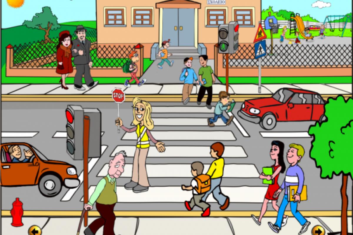 Σήμερα 14/5 εργαστήριο για παιδιά από τον Πανελλήνιο Σύλλογο Εκπαιδευτών Οδήγησης και Κυκλοφοριακής Αγωγής στο Σχολειο της Φύσης