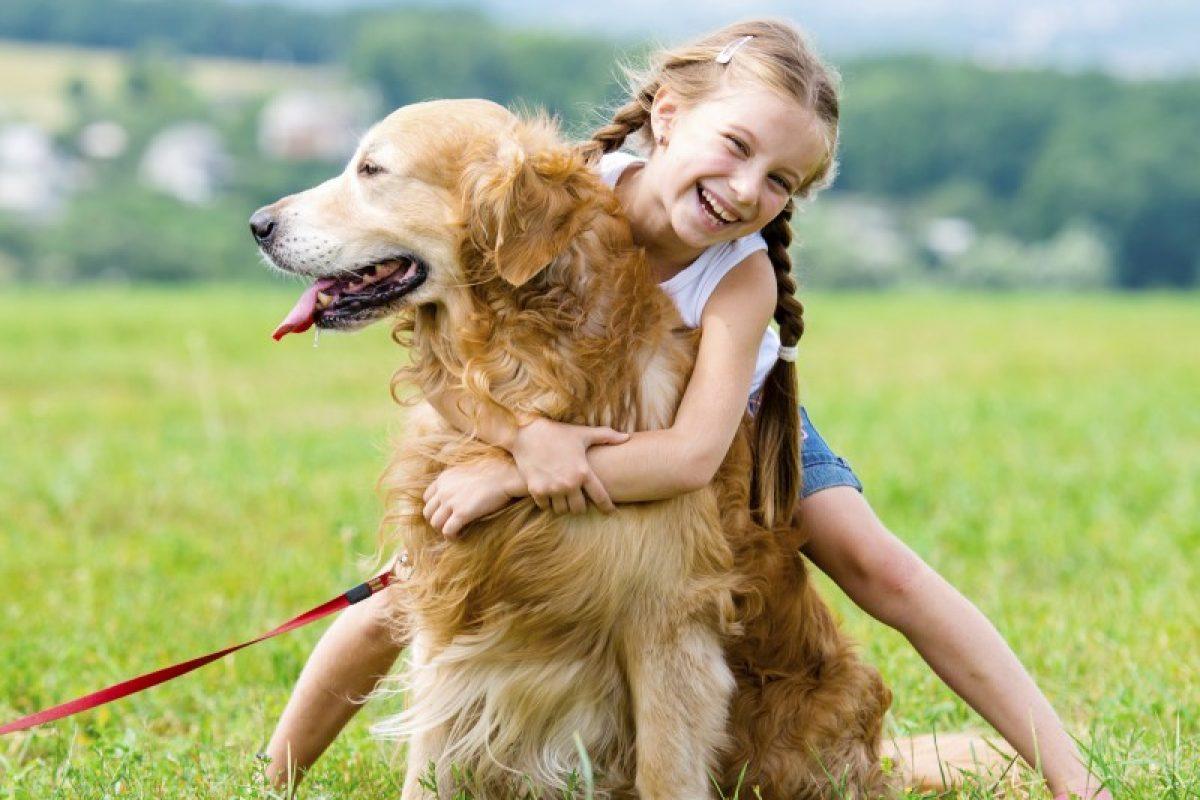 Παιδί και ζώα: Σχέση αγάπης, σχέση ζωής