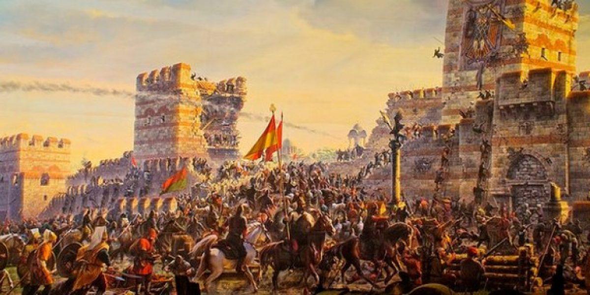 29 Μαϊου 1453: Όταν «η Πόλις εάλω….»