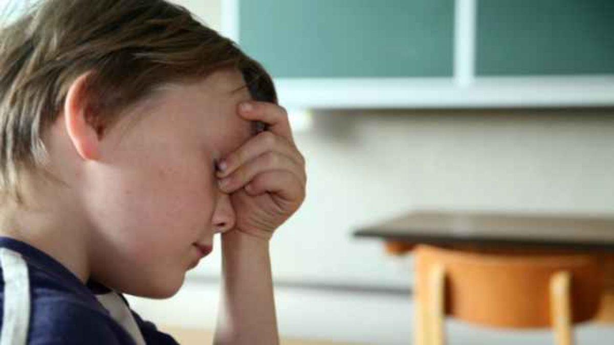 Σχολική ανησυχία: To άγχος των παιδιών στο σχολείο.