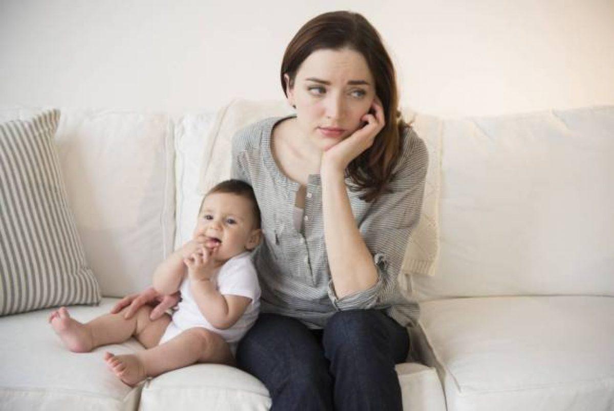 Κουράστηκα 24 ώρες την εβδομάδα μόνο με το μωρό…