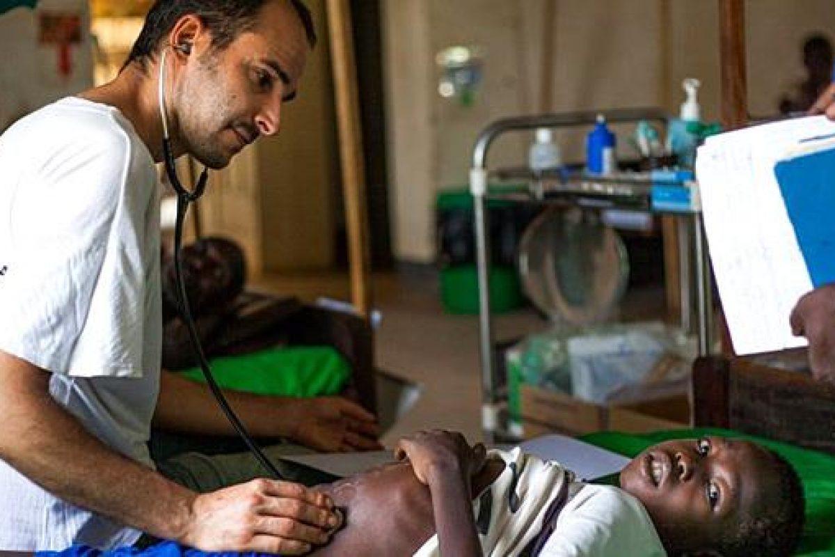 Έλληνας ο νέος πρόεδρος των Γιατρών χωρίς Σύνορα