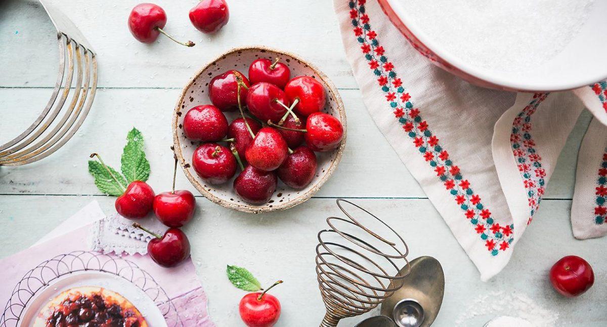 Kεράσια: Πώς ωφελούν την υγεία μας