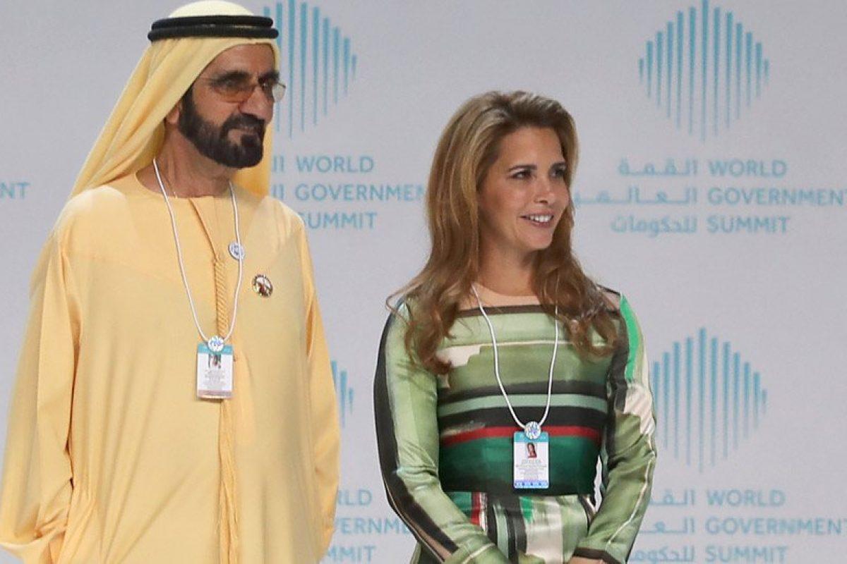 Το «έσκασε» η σύζυγος του Σεΐχη του Ντουμπάι για να γλιτώσει από την κακοποίηση