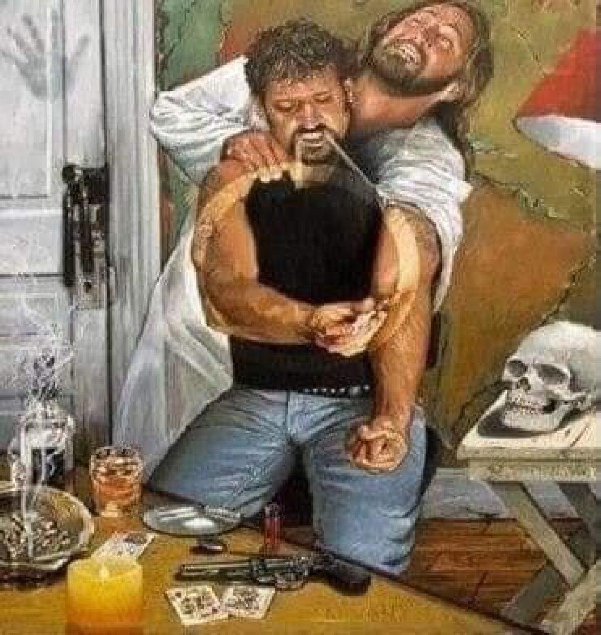 Να δείτε που οι άνθρωποι του περιθωρίου και οι »τελειωμένοι» θα μας σπρώξουν στον Παράδεισο!