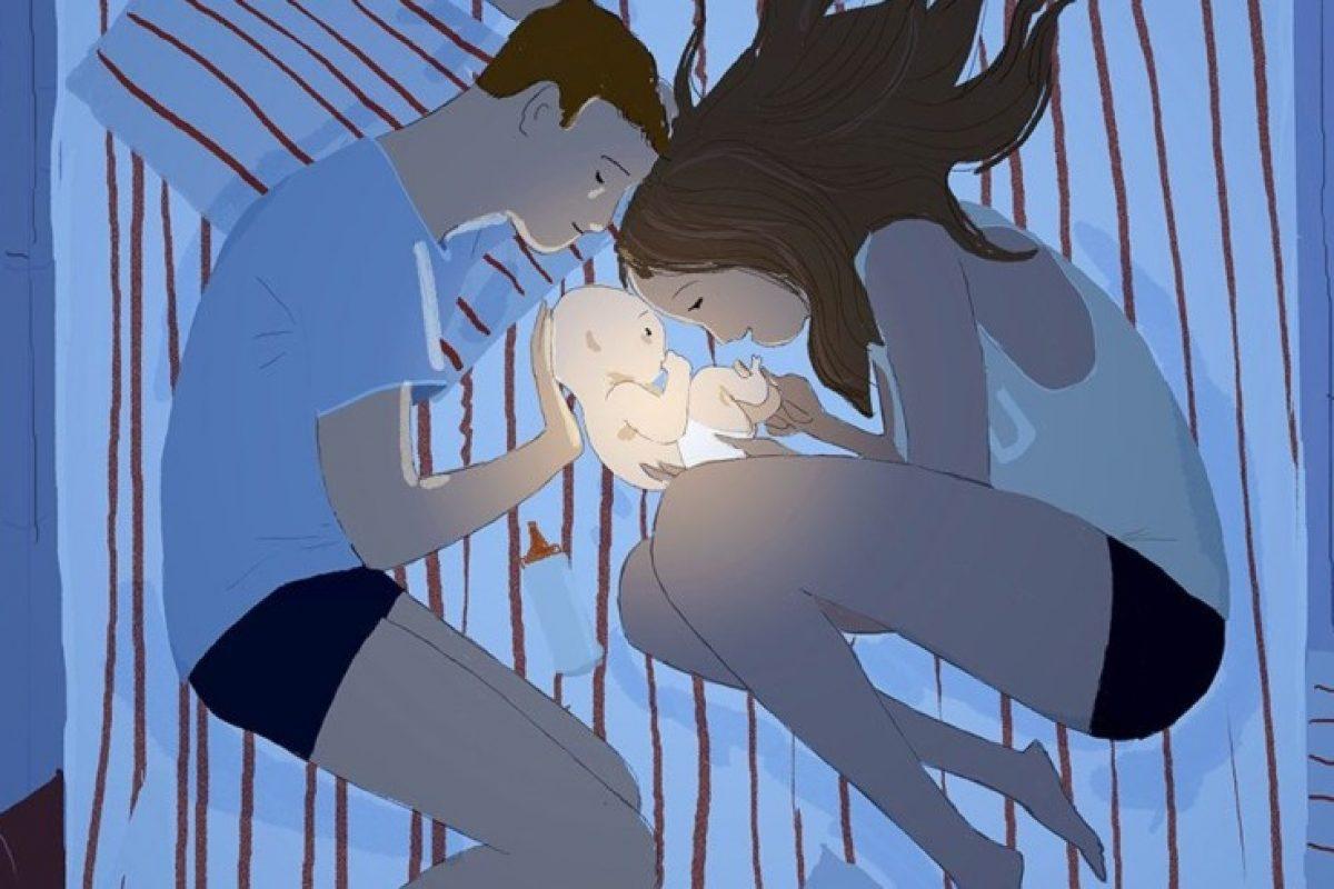 «Μπαμπά, πού ήμουν πριν κοιμηθείτε με τη μαμά;»: Η συγκινητική απάντηση δια χειρός Αύγουστου Κορτώ