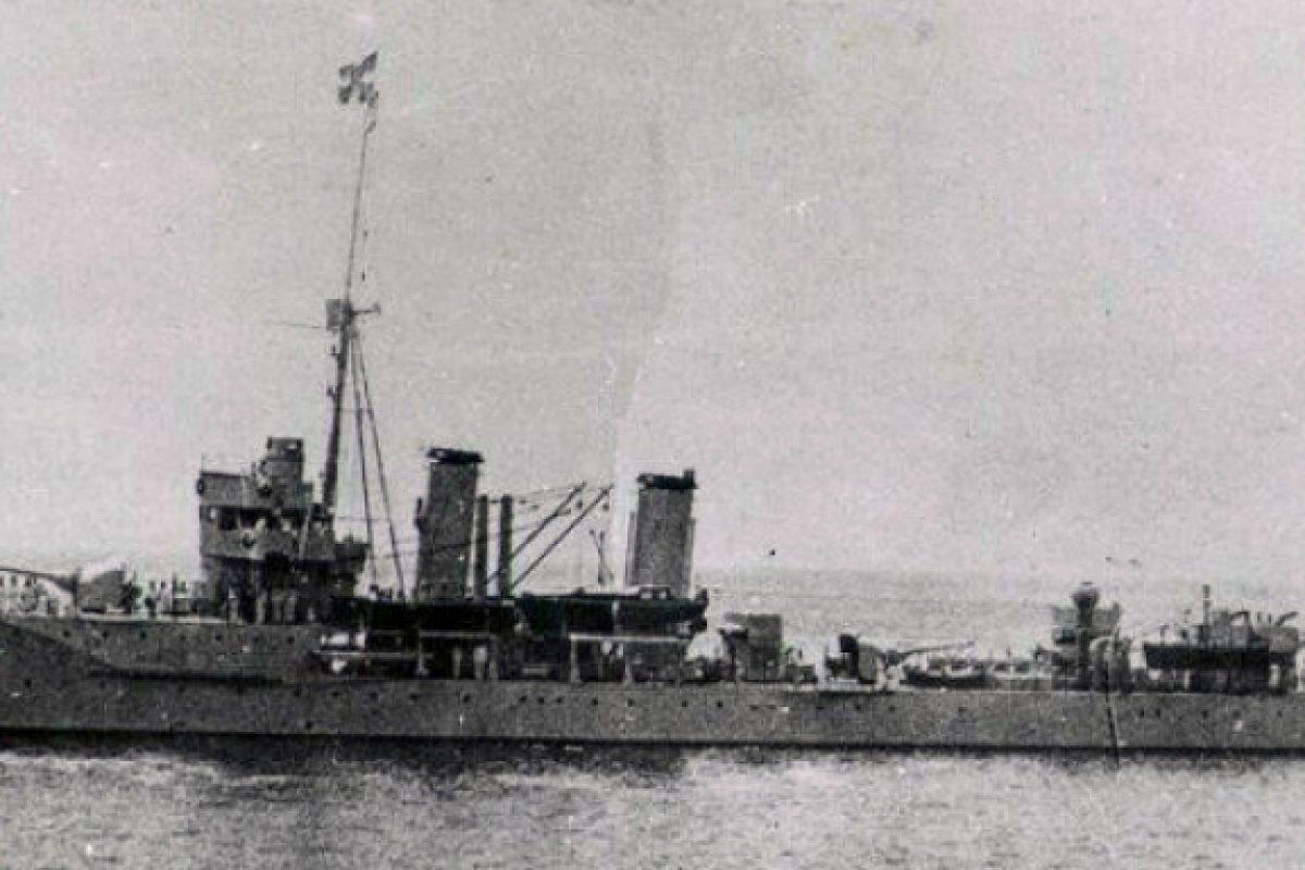 Ο τορπιλισμός τoυ καταδρομικού «ΕΛΛΗ» στην Τήνο τον Δεκαπενταύγουστο του 1940