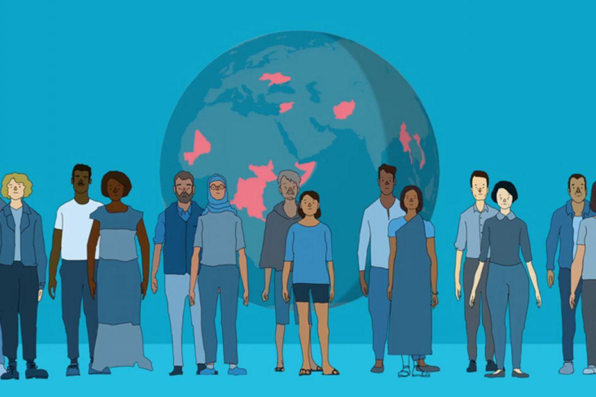 Νέο εκπαιδευτικό υλικό της Ύπατης Αρμοστείας με τίτλο: «Μαθαίνουμε για τους πρόσφυγες»