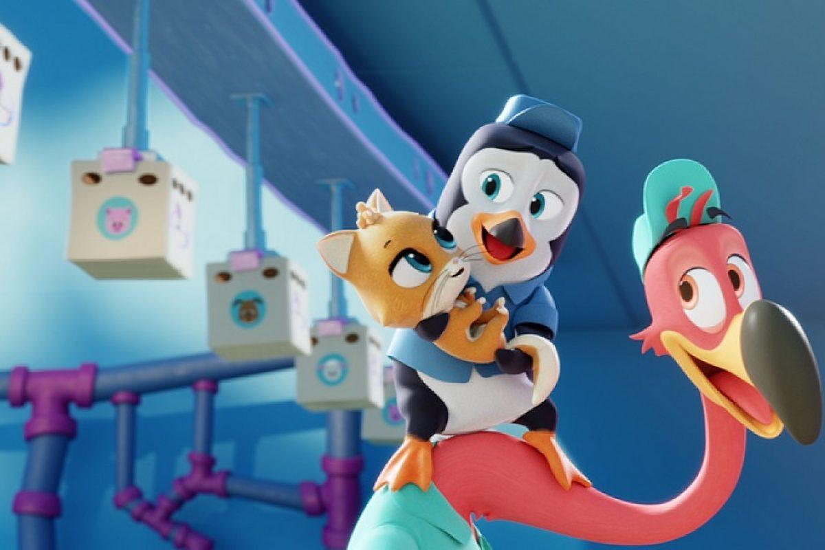 Νέα Σειρά Τ.Ο.Τ.Σ. στο Disney Junior!