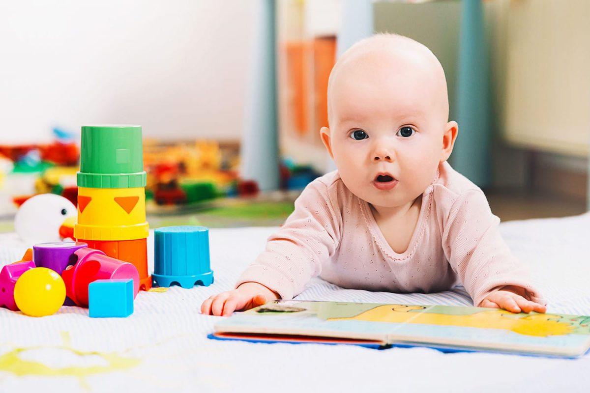 Τα μωρά που διαβάζουν