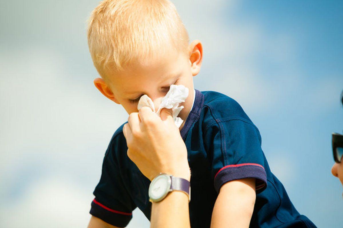 Πώς αντιμετωπίζεται η ιγμορίτιδα στα παιδιά