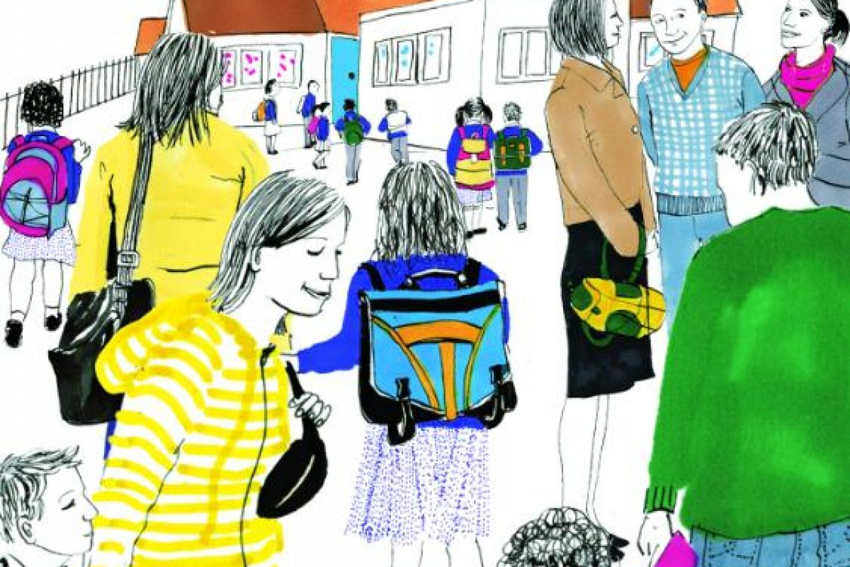 «Προς τους γονείς που παίρνουν τα παιδιά από το σχολείο»: Συμβουλές μιας παλιάς δασκάλας