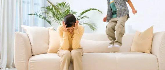 Οι χαοτικές καταστάσεις προκαλούν χάος στον ψυχισμό των παιδιών.