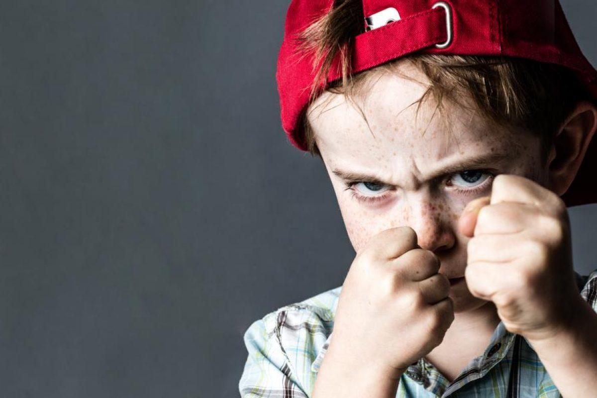 Τι να κάνετε αν το παιδί σας χτυπάει τα άλλα παιδάκια