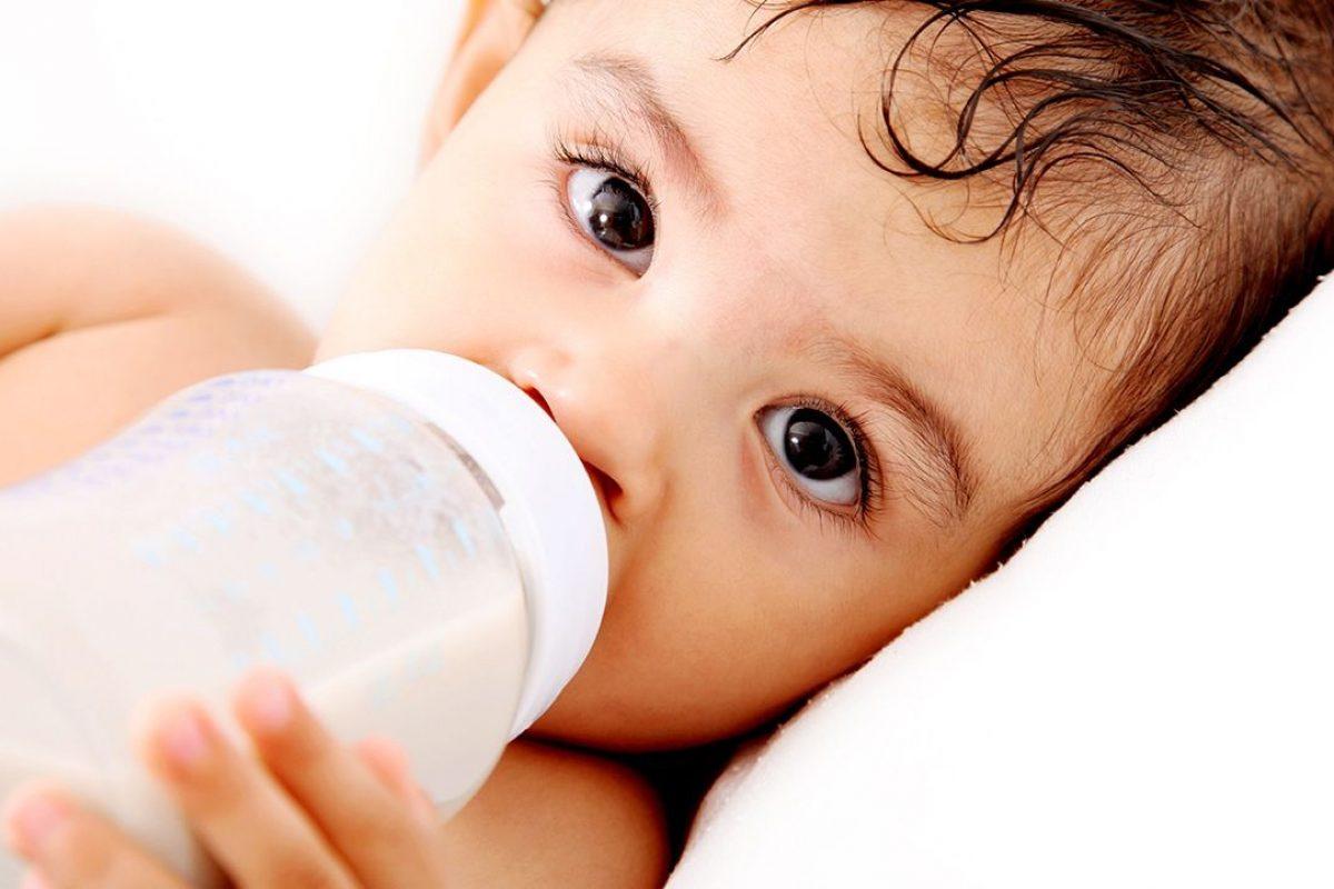 Γάλα στον ύπνο αλλιώς αρνείται να κοιμηθεί!