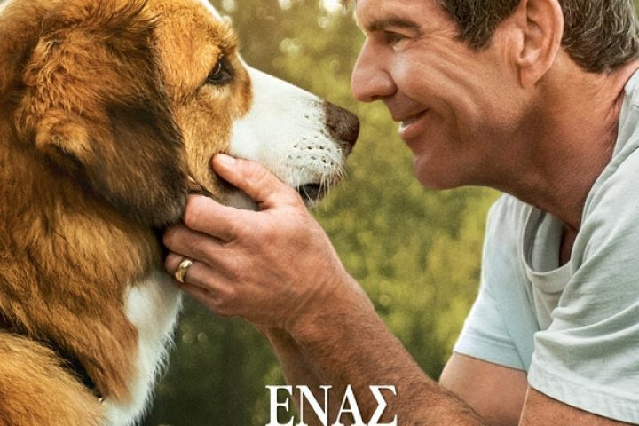 Ένας Αληθινός Φίλος (A Dog's Journey)   12 Σεπτεμβρίου στους Κινηματογράφους από την ODEON