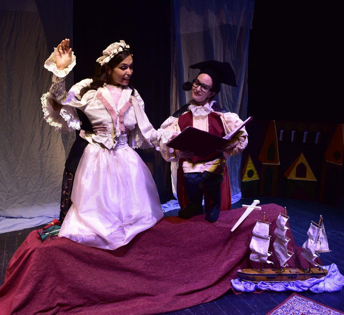 Θέατρο Αερόπλοιο «Παιδιά με δικαιώματα, μεγάλα κατορθώματα» Από 20 Οκτωβρίου Θέατρο ΤΟΠΟΣ ΑΛΛΟύ