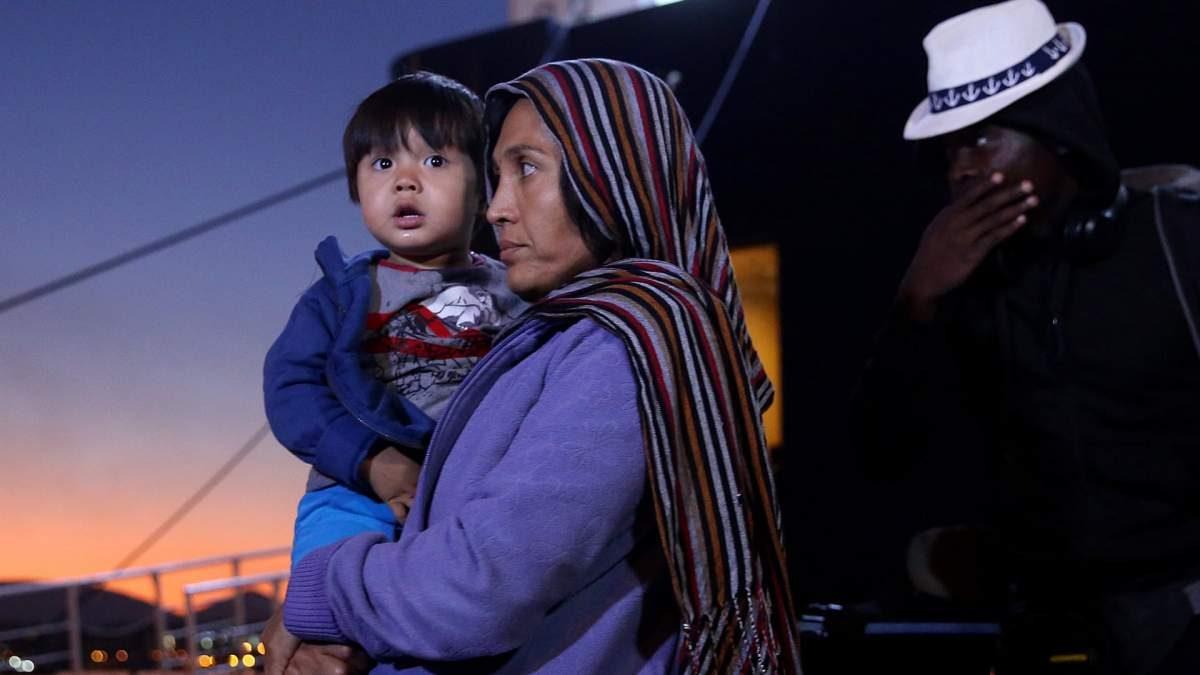 Το «σύνδρομο παραίτησης» χτυπά τα παιδιά στη Μόρια