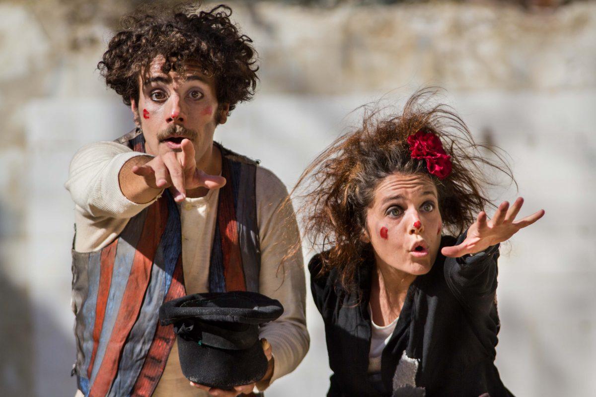"""""""Vagor & Bellavita"""" Μίαπαράσταση – αφιέρωμα στον βουβό κινηματογράφο, για όλη την οικογένεια!"""