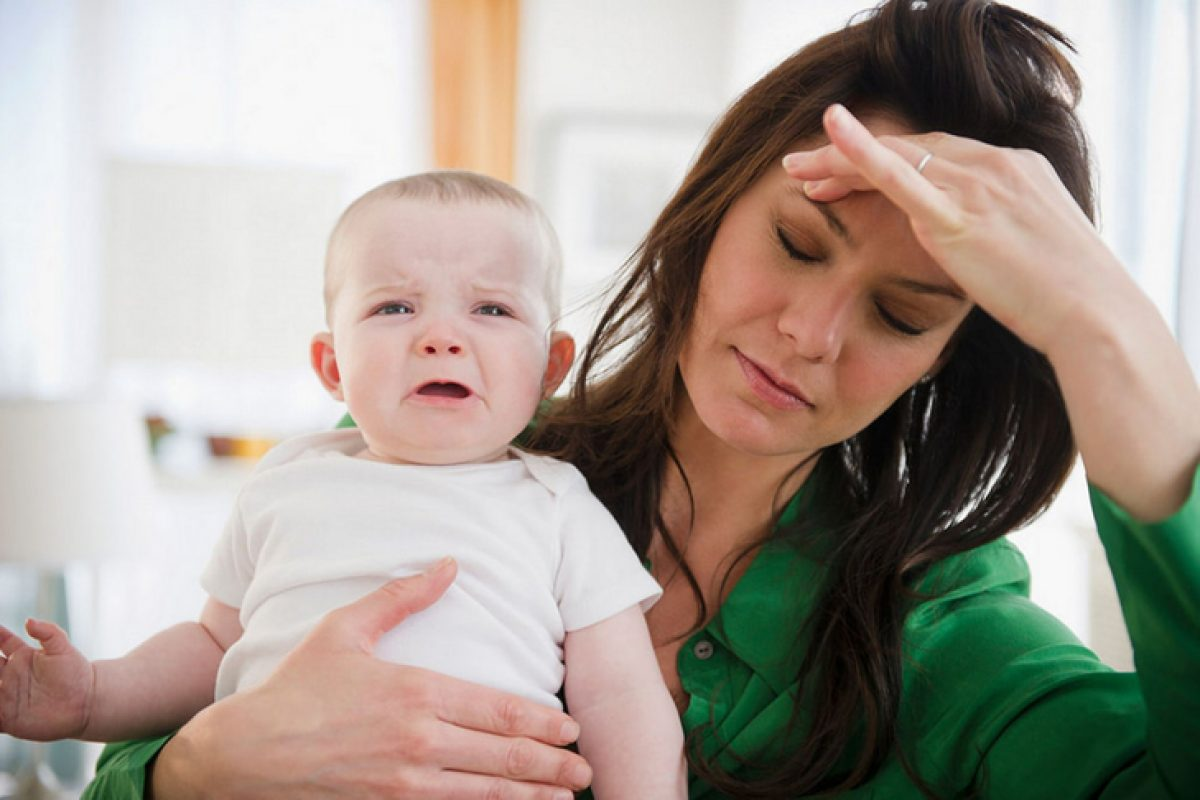 Εσύ είσαι μια μαμά όλο νεύρα;