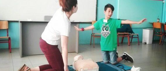 Επιτέλους! Οι πρώτες βοήθειες μπαίνουν στα σχολεία όλης της χώρας για να μην χαθούν άδικα άλλες ζωές