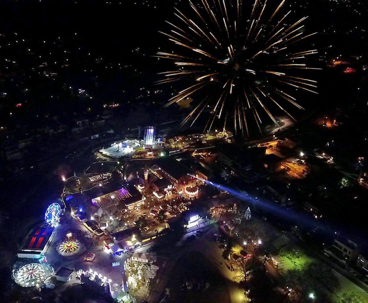 Ο Μύλος των Ξωτικών στα Τρίκαλα «ο Καρυοθραύστης στο Βασίλειο των Χριστουγέννων» Επίσημη τελετή έναρξης