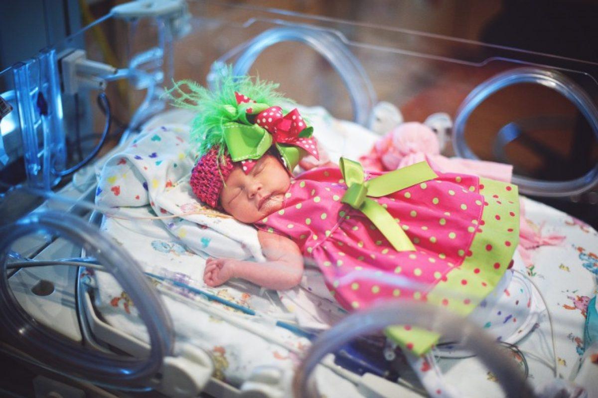 5 λόγοι που τα πρόωρα μωρά μας εμπνέουν