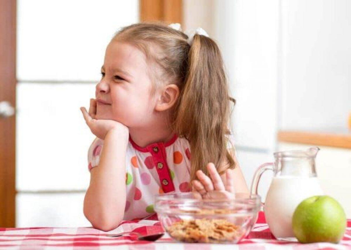 Φυσικές θεραπείες για παιδιά χωρίς όρεξη.