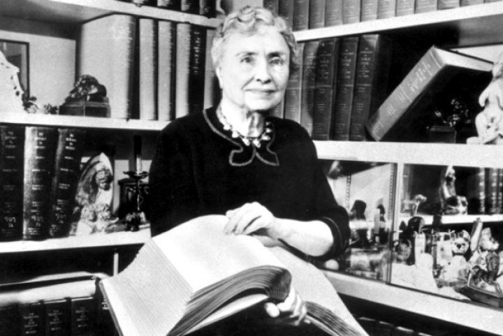 Η ηρωίδα της ζωής Έλεν Κέλερ – Η γυναίκα που θριάμβευσε πάνω στην αντιξοότητα και την αναπηρία!