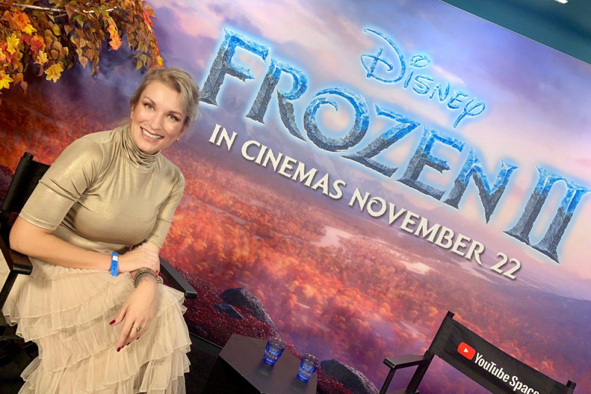 Όλα όσα είδα και έζησα στο Λονδίνο με την Disney και το Frozen 2!