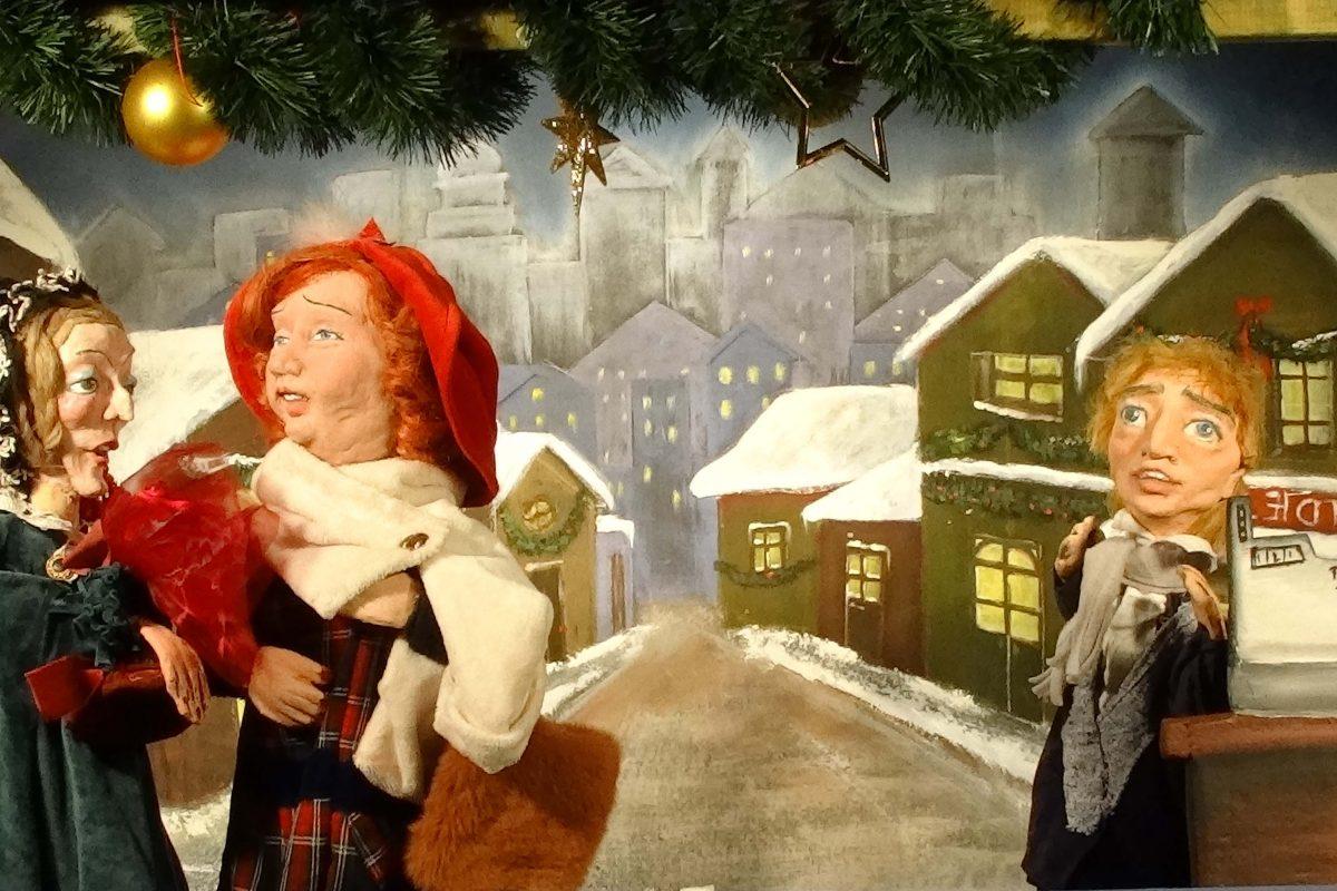 ΚΟΥΚΛΟΘΕΑΤΡΟ ΤΗΣ ΧΡΙΣΤΙΝΑΣ ΜΠΗΤΙΟΥ (ΧΑΝΘ) Παραστάσεις Δεκεμβρίου – Κάθε Κυριακή στις 12.00