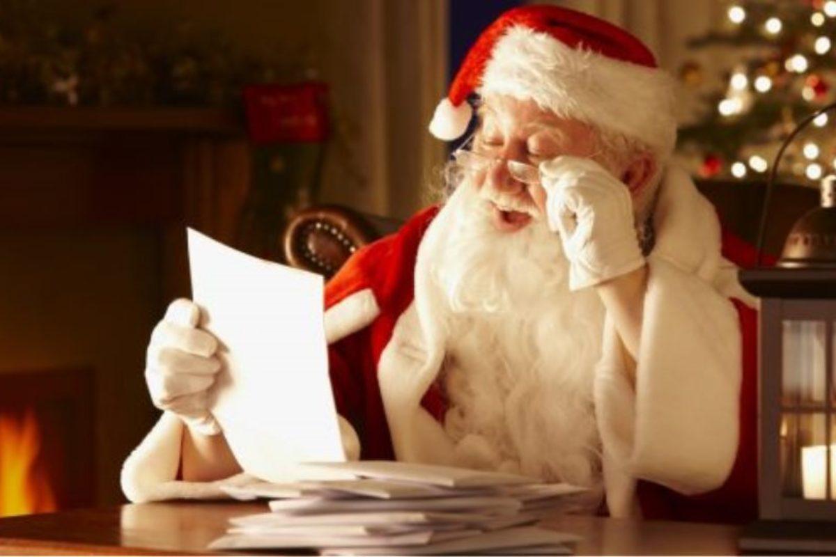 «Ηρεμιστικό» για τα παιδιά η προσμονή του δώρου από τον Άγιο Βασίλη