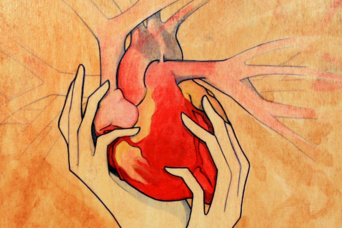 Το άγχος και ο θυμός μπορούν κυριολεκτικά να ραγίσουν την καρδιά σας