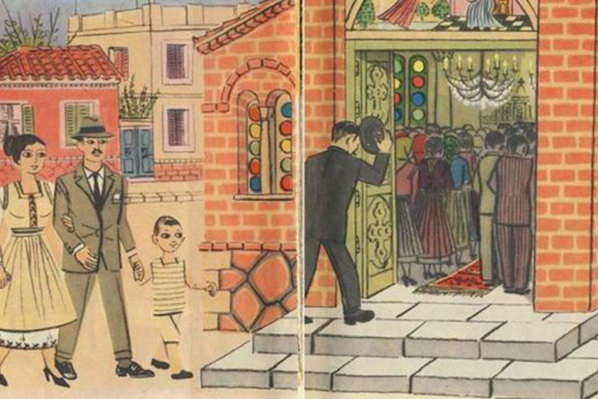 Τα Χριστούγεννα στα Αναγνωστικά από το 1920 μέχρι το 1980 (PDF)