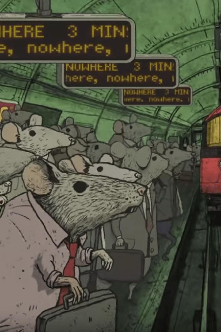 Γιατί δεν μπορούμε να είμαστε ευτυχισμένοι: Ένα συγκλονιστικό animation τα λέει όλα σε 5′