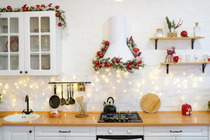 5+1 προτάσεις για τη φετινή Χριστουγεννιάτικη διακόσμηση κουζίνας!
