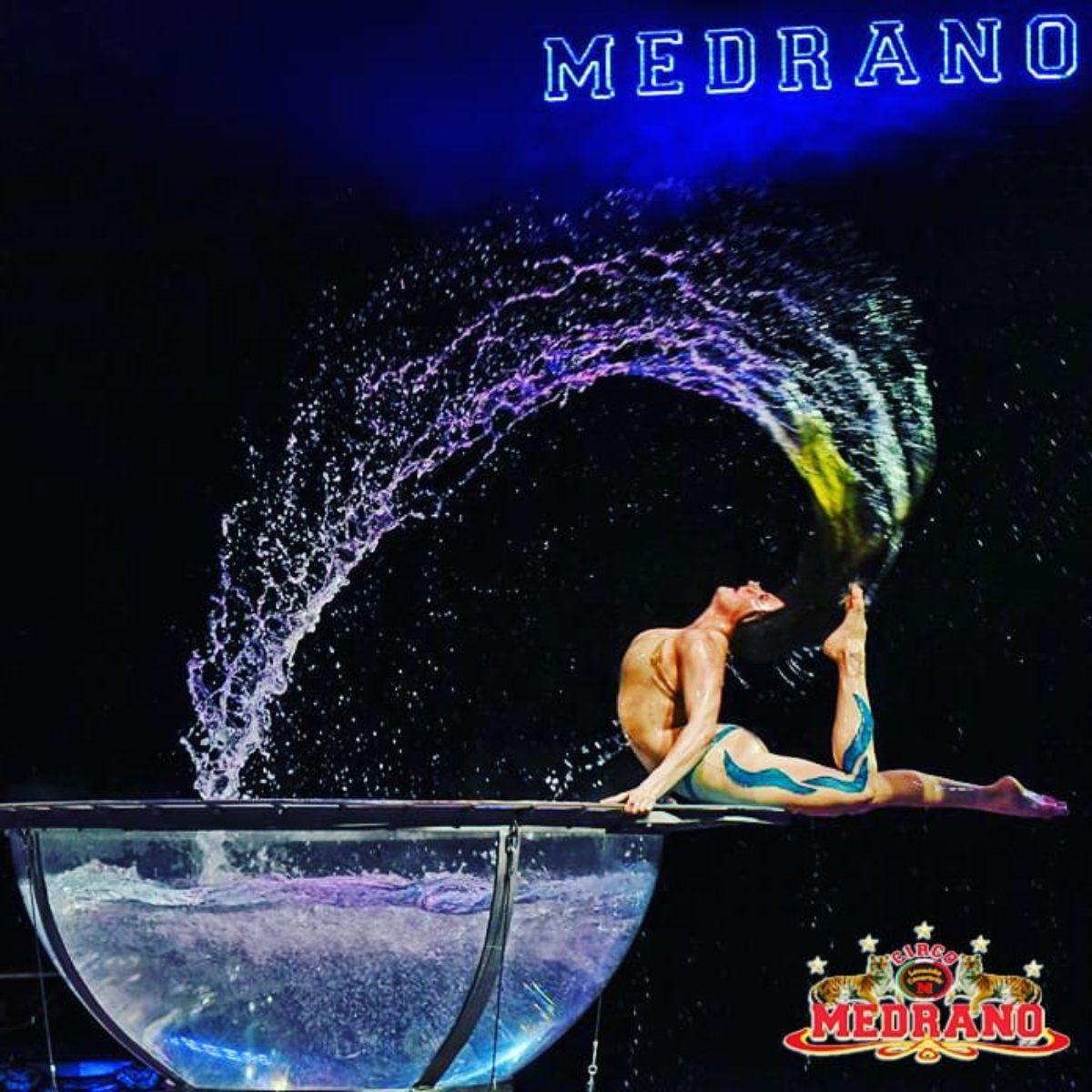 Το διάσημο Ιταλικό CIRCO MEDRANO ΣΥΝΕΧΙΖΕΙ με μεγάλη επιτυχία τις παραστάσεις του στο Παλαιό Φάληρο ΜΕΧΡΙ ΤΗΝ ΚΥΡΙΑΚΗ 23 ΦΕΒΡΟΥΑΡΙΟΥ