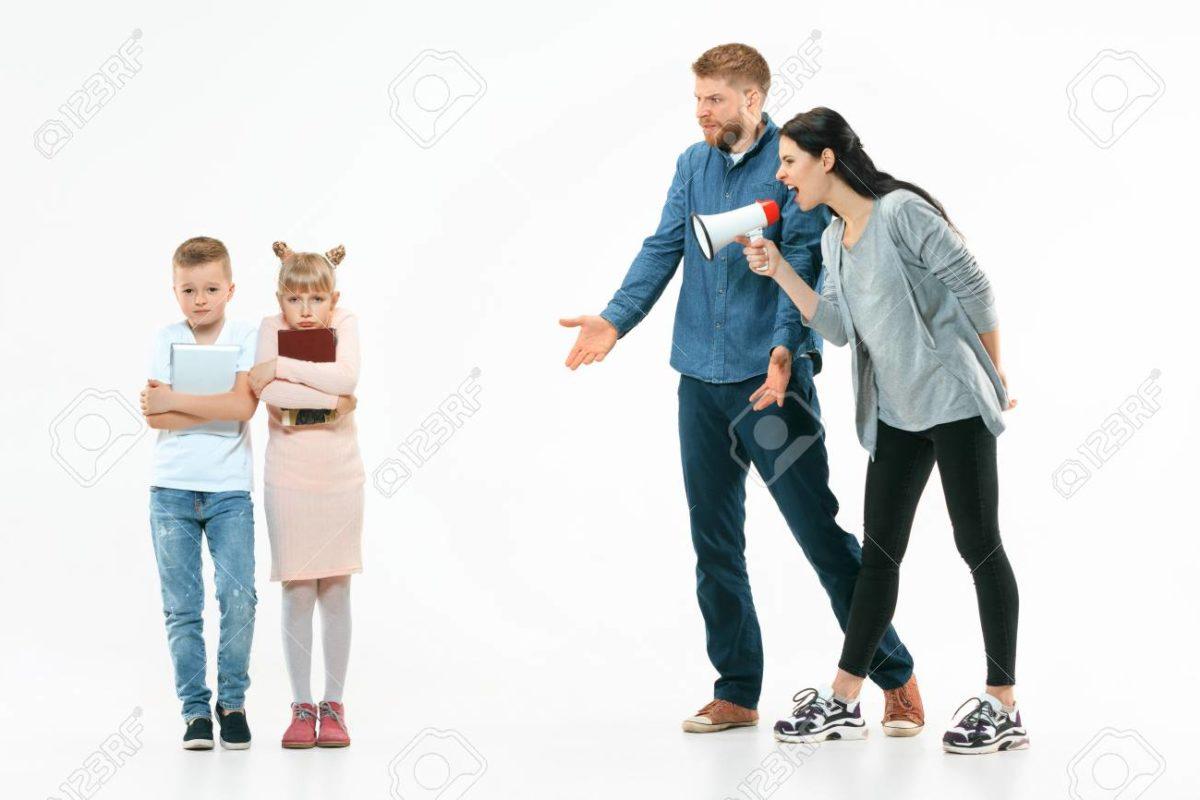 Θυμωμένοι γονείς.