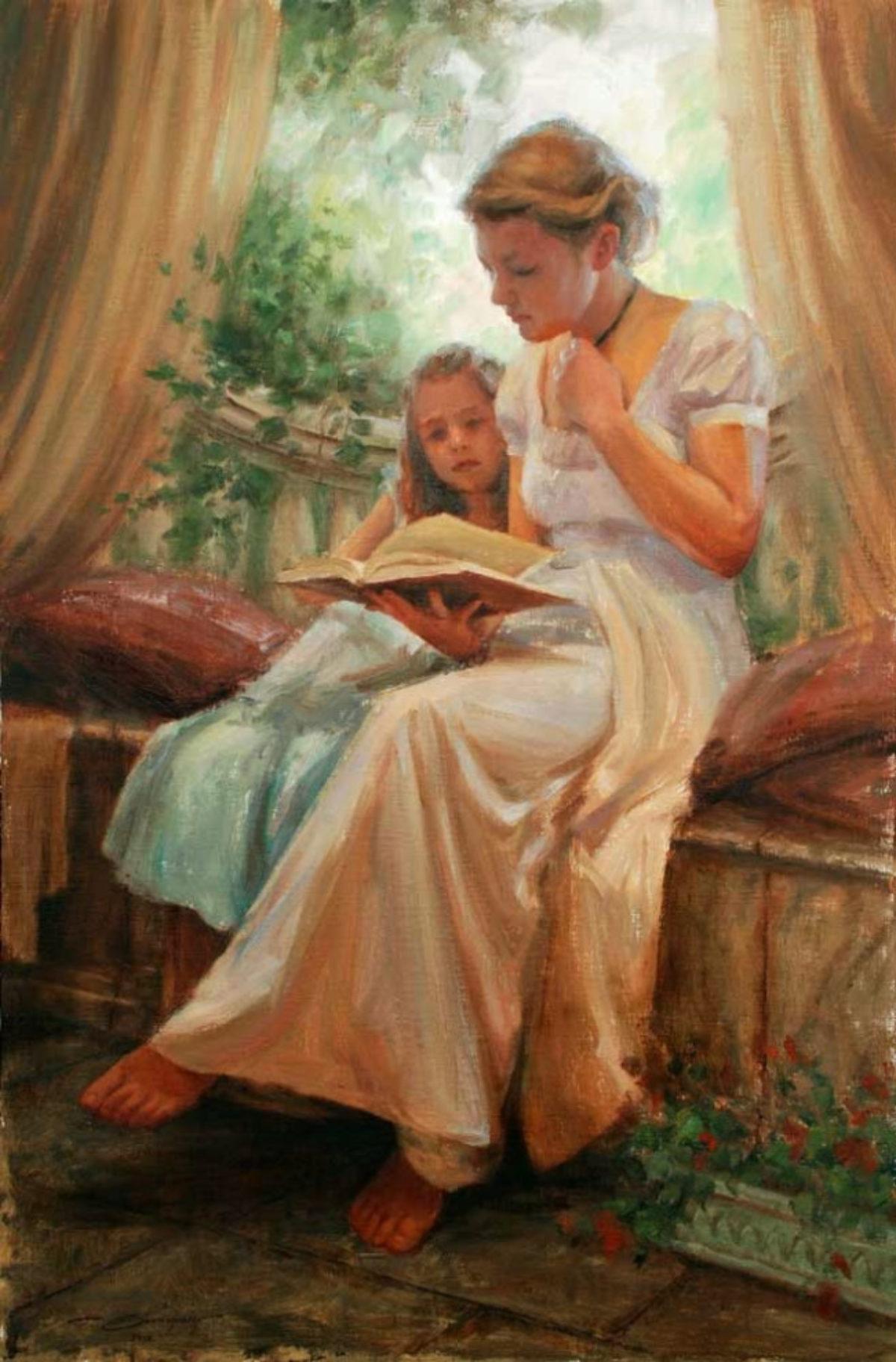 Καλλιεργούν οι γονείς το διάβασμα;