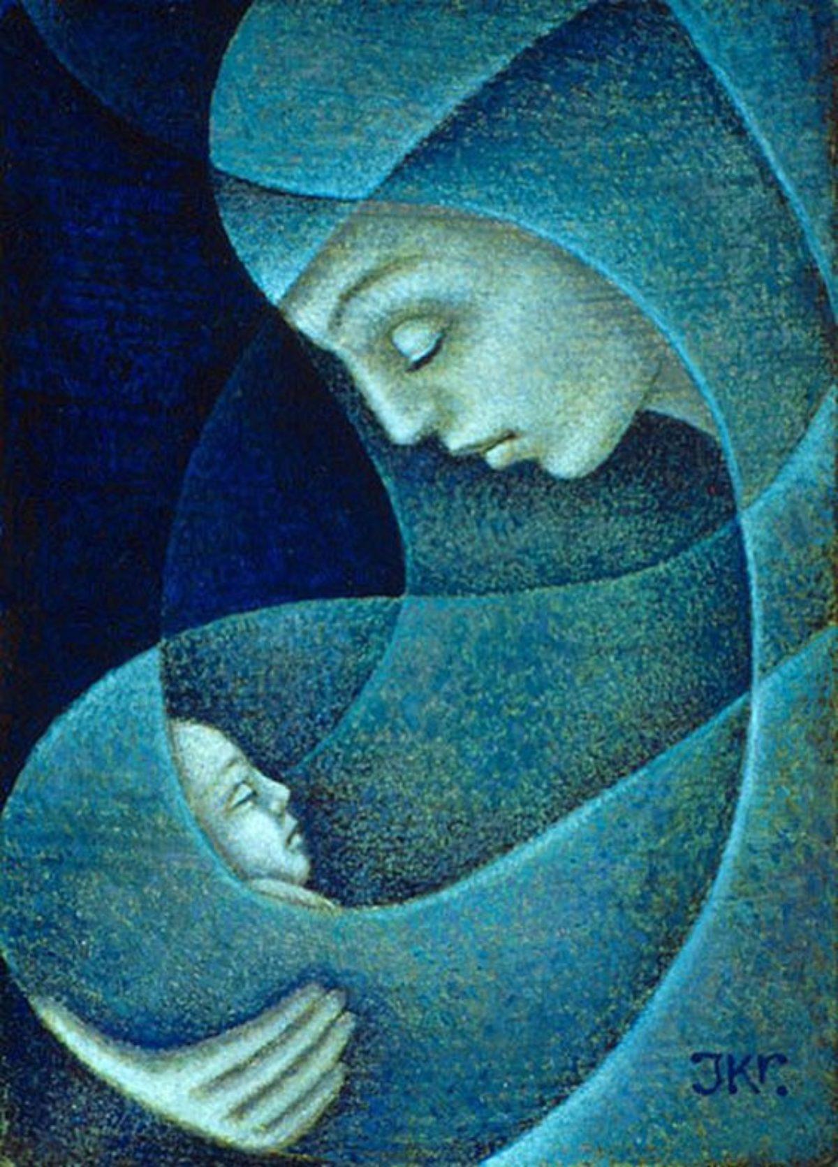 Τι σημασία έχει αν είσαι μάνα της κοιλιάς ή μάνα της καρδιάς. Η μάνα είναι πάντα μάνα!