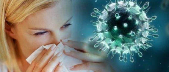 Κύμα λοιμώξεων του ανωτέρου αναπνευστικού σαρώνει τη χώρα μας