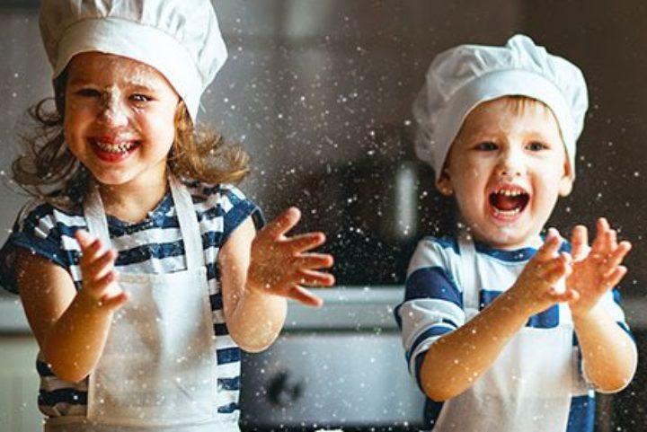 Γιατί να μάθουμε στα παιδιά μας να μαγειρεύουν
